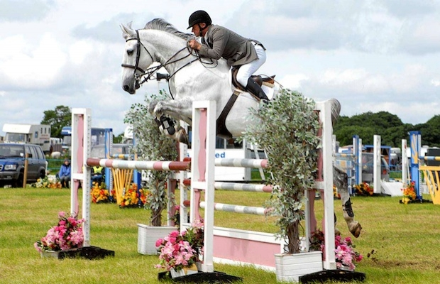 Warrington Horse Show pic